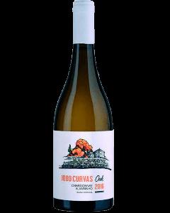 1000 Curvas Oak Chardonnay Alvarinho Branco 2016