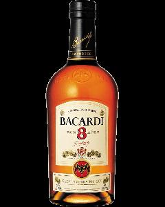 Rum Bacardi 8 anos