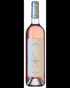 Baron de B Rosé 2018