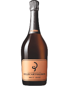 Billecart Salmon Champagne Brut Rosé