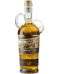 Rum Conde de Cuba 11 anos