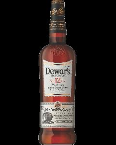 Dewar's 12 years Old Whisky