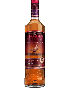 Famous Grouse 12 Years Old Whisky