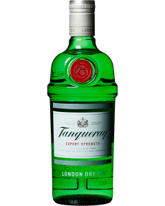 Tanqueray Export Strength Dry  Gin