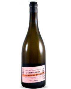 Lés-a-Lés L´Immigrant Sauvignon Blanc Branco 2017