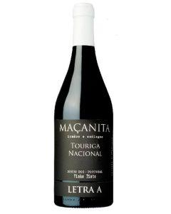 Maçanita Touriga Nacional Letra A Tinto 2018