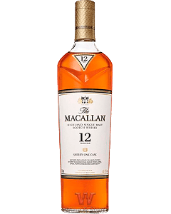 The Macallan Sherry Oak Cask 12 Years Old Whisky