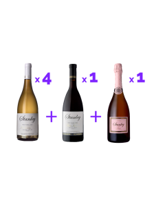 Pack Stanley (4x Chardonnay + 1x Pinot Noir + 1x Espumante Reserva Rosé)