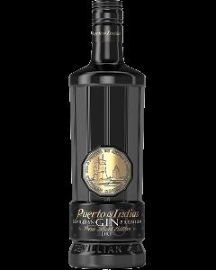 Puerto de Indias Black Dry Gin 50cl