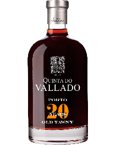 Quinta do Vallado Porto 20 Anos 50cl