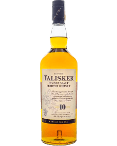 Talisker Single Malt 10 Years Old Whisky