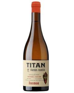 Titan of Távora Varosa Daemon Branco 2018