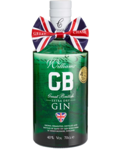 Williams Chase Great Britain Extra Dry Gin