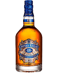 Chivas Regal 18 Years Old Whisky