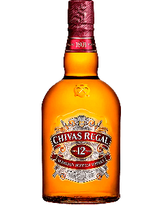 Chivas Regal 12 Years Old Whisky
