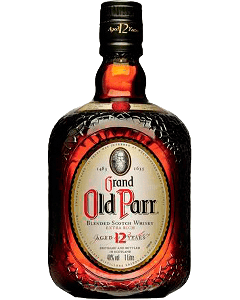 Old Parr 12 Year Old Whisky 1Lt