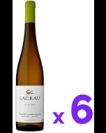 Pack Lacrau Moscatel Galego Branco (6 x)
