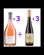Pack Soalheiro (3x Rosé + 3x Branco)